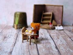 77-fox 15mm + cabinet (1) (tinyteensdolls) Tags: amigurumi artdoll amigurumidoll amigurumifox crochet crochetmini craft crochettoy crochetminiature crochetdoll crochetteddy miniature microcrochet mini minicrochet micro miniamigurumi toy tinyamigurumi tiny threadcrochet teddy tinyart tinyroom dollhouseminiatures dollhouseminiature small handmade