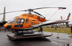 OY-HLY - Roskilde (RKE) 17.08.2019 (Jakob_DK) Tags: as55 aerospatiale eurocopter airbushelicopters as355 ecureuil2 twinsquirrel as350np ekrk rke roskildelufthavn roskildeairport copenhagenroskildeairport 2019 oyhly