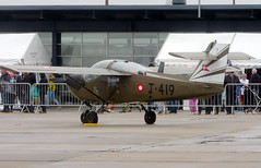 T-419 - Roskilde (RKE) 17.08.2019 (Jakob_DK) Tags: mf17 mfi17 mfi17supporter saab saabmfi17 t17 saabt17 saabmfi17supporter ekrk rke roskildelufthavn roskildeairport copenhagenroskildeairport 2019 daf danishairforce royaldanishairforce t419