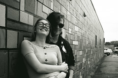Hannah & Karen (Rhiannon Bayer) Tags: love romance dating relationship