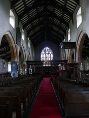 Church - St Andrew, Slaidburn 190822 [interior 4] (maljoe) Tags: slaidburn standrews church churches standrewchurchslaidburn