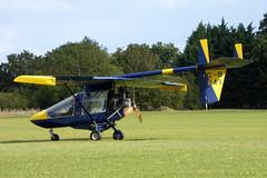 G-BWAI CFM Streak Shadow SA cn PFA 206-12556 Sywell 01Sep19 (kerrydavidtaylor) Tags: orm egbk sywellaerodrome northamptonshire