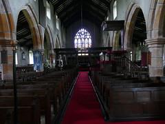 Church - St Andrew, Slaidburn 190822 [interior 3] (maljoe) Tags: slaidburn standrews church churches standrewchurchslaidburn