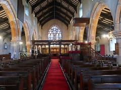 Church - St Andrew, Slaidburn 190822 [interior 1] (maljoe) Tags: slaidburn standrews church churches standrewchurchslaidburn