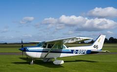 G-BSPE Cessna 172, Scone (wwshack) Tags: ce172 cessna cessna172 egpt psl perth perthkinross perthairport perthshire scone sconeairport scotland skylane gbspe