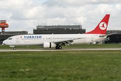 TC-JFH (PlanePixNase) Tags: aircraft airport planespotting haj eddv hannover langenhagen turkish turkishairlines boeing b738 737 737800