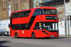 YX19 ORO (2539) CT Plus London (hotspur_star) Tags: londontransport londonbuses londonbus londonbuses2019 alexanderdennisltd enviro400city tfl transportforlondon hybridbus hybridtechnology busscene2019 doubledeck ctplus yx19oro 2539 26 hctgroup
