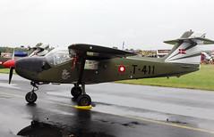 T-411 - Roskilde (RKE) 17.08.2019 (Jakob_DK) Tags: mf17 mfi17 mfi17supporter saab saabmfi17 t17 saabt17 saabmfi17supporter ekrk rke roskildelufthavn roskildeairport copenhagenroskildeairport 2019 daf danishairforce royaldanishairforce t411