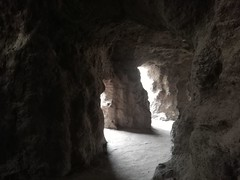 The Grotto (Abdullah Taher) Tags: fish garden zamalek egypt egyptian white winter window wood rock roof travel building image indoor interior inside photo photograph phone africa architecture art architectural shot landscape light cairo cave bright black nature ngc night mobile