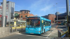 Arriva North West Wrightbus VDL Cadet CX07 CRK 2633 - Liverpool (Efan Thomas Bus Spotting Photography) Tags: arriva north west wrightbus vdl sb120 cadet cx07crk 2633