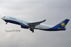 Airbus A330-243 9XR-WN Rwandair (EI-DTG) Tags: brusselsairport zaventem 28feb2019 bru a330 airbus330 rwandair 9xrwn