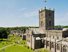 Photo of St Davids Cathedral, Haverfordwest
