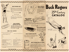 1935 Buck Rogers 25th Century Catalog 02 (gameraboy) Tags: buckrogers buckrogersinthe25thcentury 1935 1930s vintage catalog raygun scifi sciencefiction toy toys vintagetoys