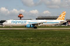 SE-RDO (PlanePixNase) Tags: aircraft airport planespotting haj eddv hannover langenhagen novair airbus 321 a321