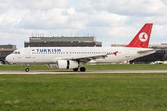 TC-JLJ (PlanePixNase) Tags: aircraft airport planespotting haj eddv hannover langenhagen turkish turkishairlines airbus 320 a320