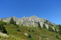 Aiguille Pourrie @ Hike to Col du Brévent, Planpraz & Flégère