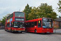 PVL284 - B16 Kidbrooke (Gellico) Tags: go ahead london central last plaxton president pvl b7tl