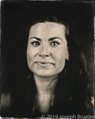 A. (Joseph Brunjes) Tags: 2019 8x10 brunjes chamonix joseph nc sawtooth collodion largeformat portrait tintype wetplate woman