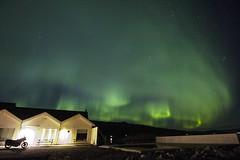 Aurora B (O.Sjomann) Tags: auroraborealis nordlys grønn green house hus arcticseasport canon7d canonefs1018 naurstad løding tverlandet bodø bodoe nordland norway northernnorway nordnorge norge