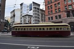 San Francisco Streetcars (davsot) Tags: sanfrancisco streetcars transit electrified streetcar
