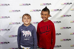 Que Viva Cine Latino 2019 (MACSD) Tags: children community portrait people film girl shoppingmall movies photoop filmfestival mediaarts sandiegolatinofilmfestival sdlff mediaartscentersandiego lasamericaspremiumoutlets spidermanintothespiderverse outdoorlatinofilmseries