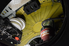 SAC_0140 Convair B-36 Peacemaker - rear compartment - pressure bulkhead (kurtsj00) Tags: sac museum strategic air command