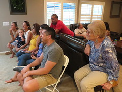 Capivated Audience (rudyg39) Tags: yucaipa babyshower family melissa lydia daniel lupe