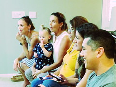 Capivated Audience (rudyg39) Tags: yucaipa babyshower family melissa lydia daniel