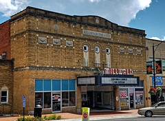 Millwald Theater- Wytheville VA 2018 (1) (kevystew) Tags: virginia wythecounty wytheville us11 us21 us52 theater theatre movietheater nationalregister nationalregisterofhistoricplaces ch