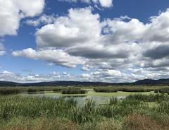 Wood River Wetlands (J K Amero) Tags: pnw oregon nwr refuge clouds