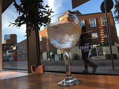G&T @ M&S (Rockallpub) Tags: appleiphonese 415mmf22 25 gin tonic ms norwich cafe bar