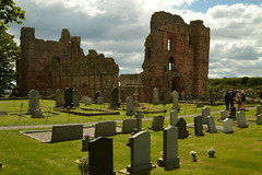 Lindisfarne Priory from St. Mary's Churchyard (CoasterMadMatt) Tags: lindisfarnepriory2019 lindisfarnepriory lindisfarneprioryruins ruin ruins ruinedmonastery monastery monasteries northumberlandmonasteries monasteriesinnorthumberland englishmonasteries monasteriesinengland westfront west front lindisfarne2019 holyislandoflindisfarne2019 holyisland2019 holyislandoflindisfarne holyisland holy island lindisfarne tidalisland village villages englishvillages stmarythevirgin saintmarythevirgin st saint mary virgin stmaryschurch saintmaryschurch church churches cemetary graveyard englishchurches churchesinengland northeastengland northeast england britain greatbritain gb unitedkingdom uk europe building structure architecture englishhistory english history historicalbuildings northumberlandattractions attractionsinnorthumberland attraction attractions june2019 summer2019 june summer 2019 coastermadmattphotography coastermadmatt photos photographs photography nikond3200
