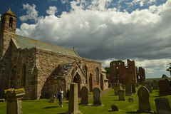 St. Mary's the Virgin, Lindisfarne (CoasterMadMatt) Tags: lindisfarne2019 holyislandoflindisfarne2019 holyisland2019 holyislandoflindisfarne holyisland holy island lindisfarne tidalisland village villages englishvillages stmarythevirgin saintmarythevirgin st saint mary virgin stmaryschurch saintmaryschurch church churches englishchurches churchesinengland northeastengland northeast england britain greatbritain gb unitedkingdom uk europe building structure architecture englishhistory english history historicalbuildings northumberlandattractions attractionsinnorthumberland attraction attractions june2019 summer2019 june summer 2019 coastermadmattphotography coastermadmatt photos photographs photography nikond3200