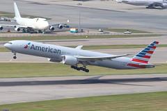AA B77W N731AN @ AA126 (EddieWongF14) Tags: americanairlines boeing boeing777 boeing777300er boeing777323er b777 b77w 777 77w 777300er 777323er n731an