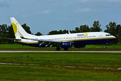 N749MA (Miami Air) (Steelhead 2010) Tags: miamiair boeing b737 b737800 yhm nreg n749ma