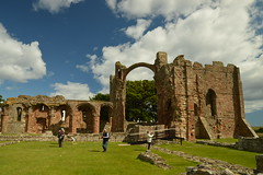 Remnants of the Church, Lindisfarne Priory (CoasterMadMatt) Tags: lindisfarnepriory2019 lindisfarnepriory lindisfarneprioryruins ruin ruins ruinedmonastery monastery monasteries northumberlandmonasteries monasteriesinnorthumberland englishmonasteries monasteriesinengland church churchruins rainbowarch arch arches archway archways holyislandoflindisfarne holyisland holy island lindisfarne northeastengland northeast england britain greatbritain gb unitedkingdom uk europe building structure architecture englishheritage english heritage englishhistory history historicalbuildings northumberlandattractions attractionsinnorthumberland attraction attractions june2019 summer2019 june summer 2019 coastermadmattphotography coastermadmatt photos photographs photography nikond3200
