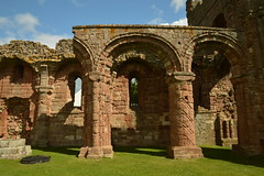 Arches of the Former Church Building (CoasterMadMatt) Tags: lindisfarnepriory2019 lindisfarnepriory lindisfarneprioryruins ruin ruins ruinedmonastery monastery monasteries northumberlandmonasteries monasteriesinnorthumberland englishmonasteries monasteriesinengland church churchruins arch arches archway archways holyislandoflindisfarne holyisland holy island lindisfarne northeastengland northeast england britain greatbritain gb unitedkingdom uk europe building structure architecture englishheritage english heritage englishhistory history historicalbuildings northumberlandattractions attractionsinnorthumberland attraction attractions june2019 summer2019 june summer 2019 coastermadmattphotography coastermadmatt photos photographs photography nikond3200
