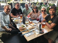 earls broadway happy hour.. ciao Ewa, see you again soon.. (iwona_kellie) Tags: earls restaurant happyhour food drinks vancouver britishcolumbia canada september 2019