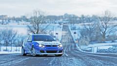 golf r32 13 (Keischa-Assili) Tags: vw golf r32 blue white snow winter forza horizon 4 4k uhd wallpaper screenshot photo rally car