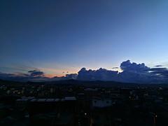 No. 2209 - 11 de septiembre/19 (s_manrique) Tags: nubes cielo bogotá atardecer