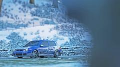golf r32 6 (Keischa-Assili) Tags: vw golf r32 blue white snow winter forza horizon 4 4k uhd wallpaper screenshot photo rally car