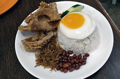 pork chop, egg, and rice (_gem_) Tags: philippines metromanila food quezoncity shiokshiok fastfood singaporeanfood singaporeanrestaurant pork porkchop egg rice meat restaurant