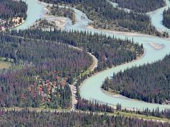 Athabasca River | P9051182-1 (:munna) Tags: athabasca river jasper alberta canada national park of