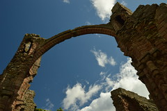 Up at the Rainbow Arch (CoasterMadMatt) Tags: lindisfarnepriory2019 lindisfarnepriory lindisfarneprioryruins ruin ruins ruinedmonastery monastery monasteries northumberlandmonasteries monasteriesinnorthumberland englishmonasteries monasteriesinengland church churchruins rainbowarch arch arches archway archways holyislandoflindisfarne holyisland holy island lindisfarne northeastengland northeast england britain greatbritain gb unitedkingdom uk europe building structure architecture englishheritage english heritage englishhistory history historicalbuildings northumberlandattractions attractionsinnorthumberland attraction attractions june2019 summer2019 june summer 2019 coastermadmattphotography coastermadmatt photos photographs photography nikond3200