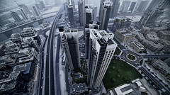 Vertigo (durlavrchowdhurynasa) Tags: dubai expo2020 vertigo cityscape uae emirates lovindubai timeoutdubai moody mydubai skyscannerdubai topview balconyview architecture travel ultrawideangle
