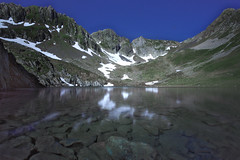 Le Lac des Balmettes (N.Hell) Tags: lake water scene view landscape amazing earth beautiful mountain snow summer hiking wide angle reflection sky blue nature biodiversity environment rock alps