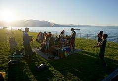 Max's 10th birthday party (benjaminfish) Tags: max tahoe september regan beach birthday