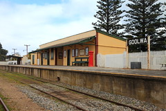 Goolwa Railway Station (Darren Schiller) Tags: goolwa southaustralia australia abandoned building closed community disused deserted empty history heritage infrastructure old rural rustic railway platform smalltown station fleurieupeninsula