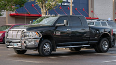 2016 RAM 3500 (mlokren) Tags: 2019 car spotting photo photography photos pic picture pics pictures pacific northwest pnw pacnw oregon usa vehicle vehicles vehicular automobile automobiles automotive transportation outdoor outdoors 2016 ram 3500 dually duallie dual rear axle cummins turbodiesel black mopar fca chrysler