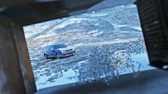 golf r32 4 (Keischa-Assili) Tags: vw golf r32 blue white snow winter forza horizon 4 4k uhd wallpaper screenshot photo rally car